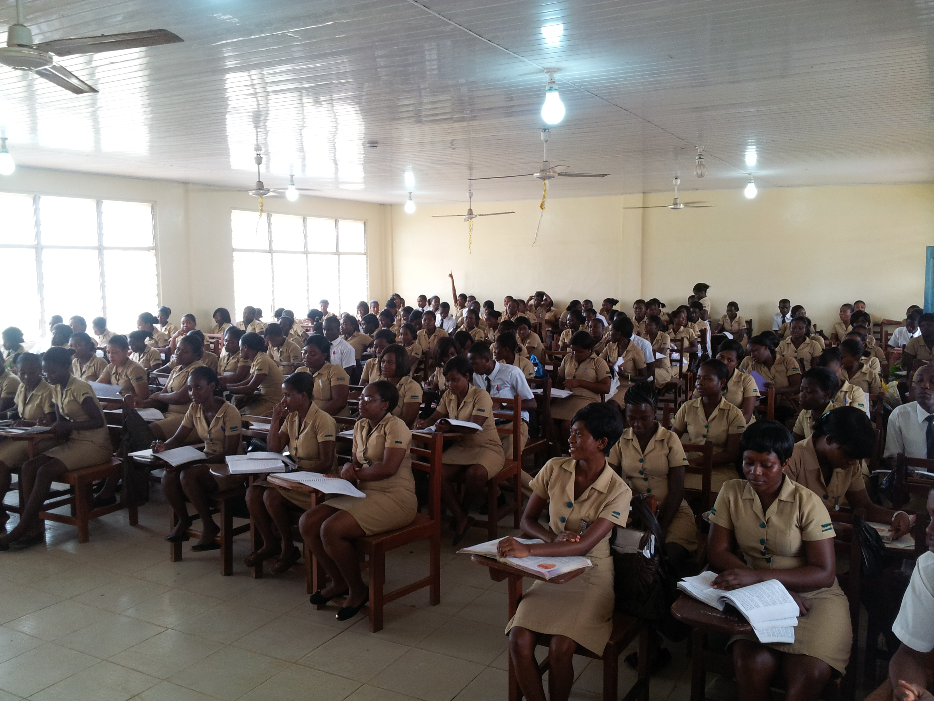nursing and health assistant training school teshie https www