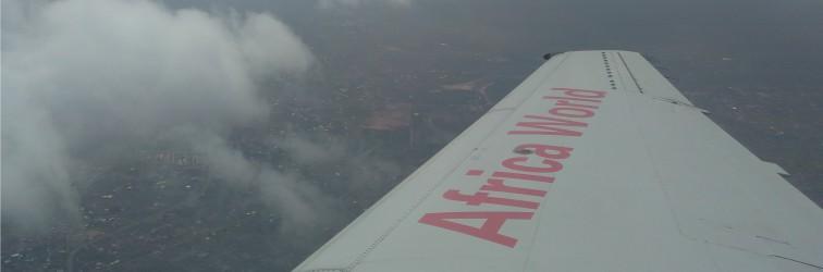 HITA on the way to Ghana