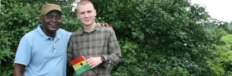 HITA Experte auf dem Weg nach Ghana
