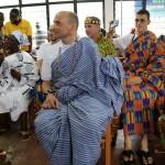 (22) Der Development Chief sitzt  hinter seinem Sprecher, dem Linguist