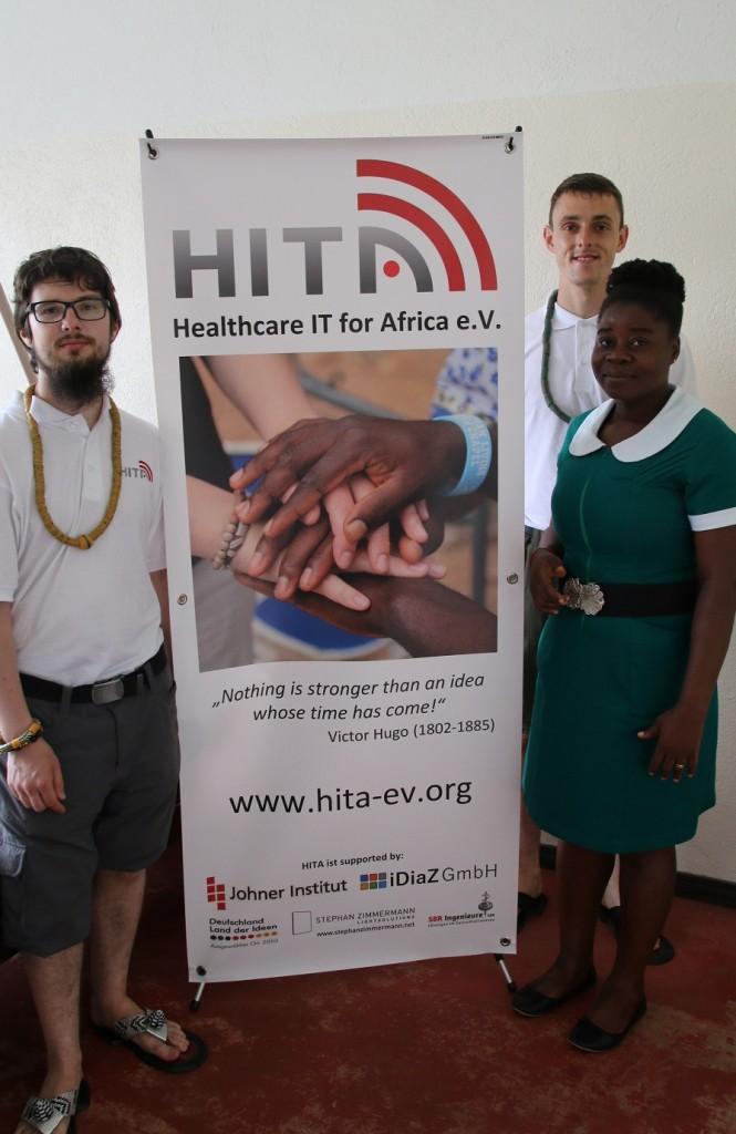 (30)Übergabe der Krankenhausausstattung an die Poliklinik in Husa 1